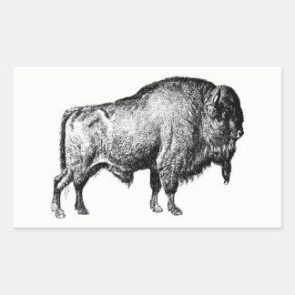 Buffalo Stickers