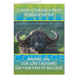 Buffalo Success Card