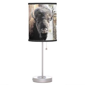 Buffalo Table Lamp