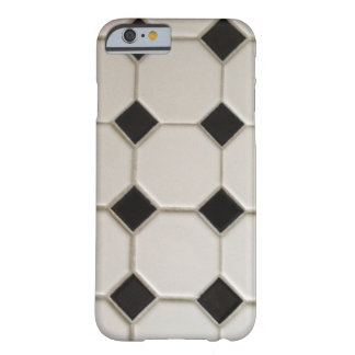 Buffalo Tile 1907 Black and White Barely There iPhone 6 Case