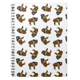 Buffalo Toss Notebook
