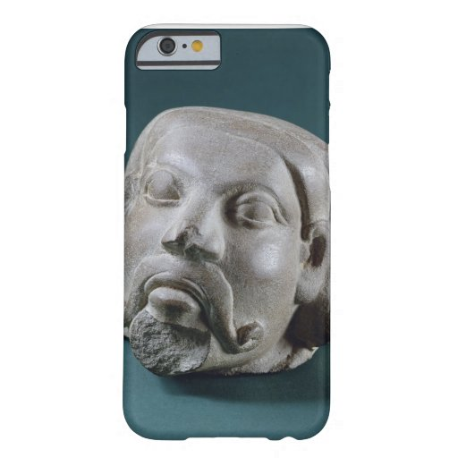 Buffed sandstone head of a foreigner, Sarnath, 3rd iPhone 6 Case