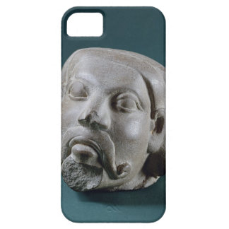 Buffed sandstone head of a foreigner, Sarnath, 3rd iPhone 5 Cases