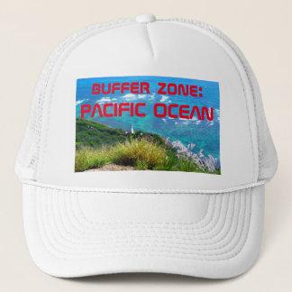 buffer zone: PACIFIC OCEAN Trucker Hat