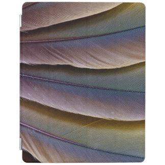 Buffon'S Macaw Feather Design iPad Cover