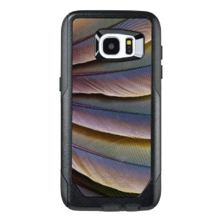 Buffon'S Macaw Feather Design OtterBox Samsung Galaxy S7 Edge Case