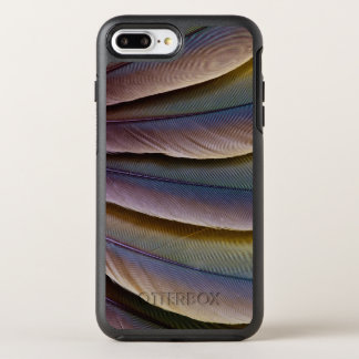 Buffon'S Macaw Feather Design OtterBox Symmetry iPhone 8 Plus/7 Plus Case