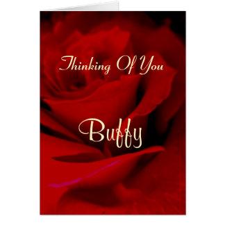 Buffy Card
