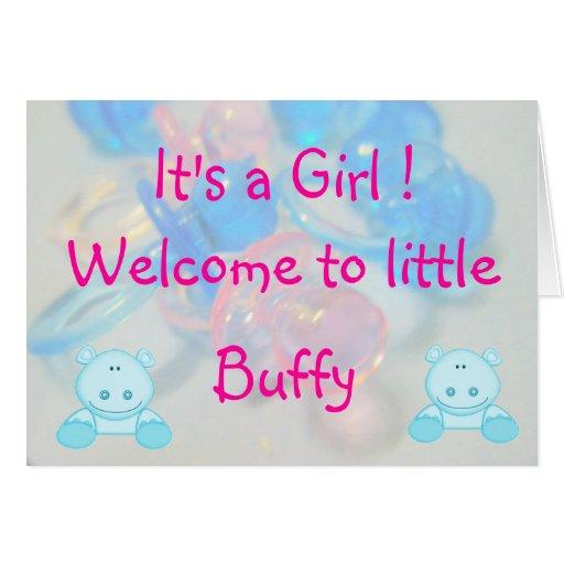 Buffy Cards