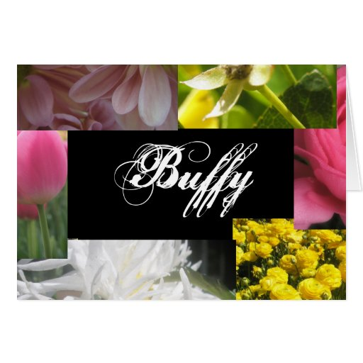 Buffy Greeting Cards