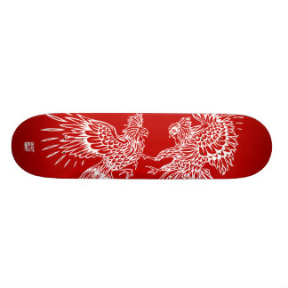 """Buford Highway"" Skateboard by 10DL"