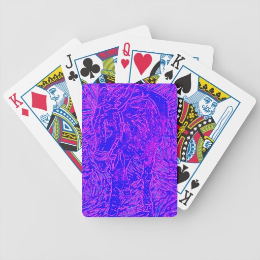 Buford Bicycle Poker Cards