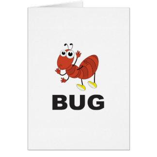 bug ant card
