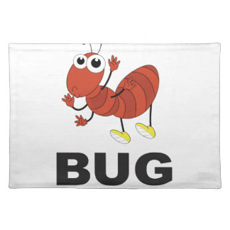 bug ant placemat