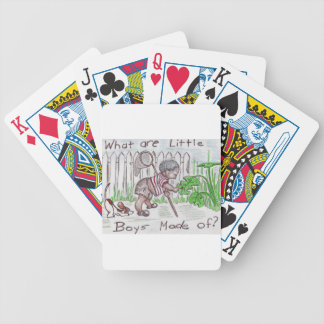 Bug Baby Poker Deck