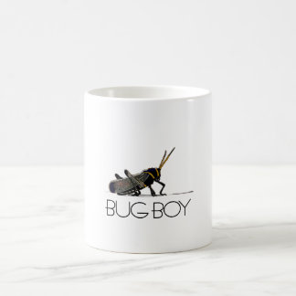 Bug Boy Bones TV Show Mug