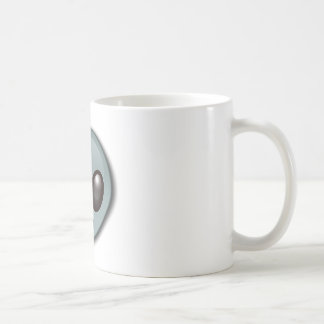 Bug Eyed Alien Coffee Mug