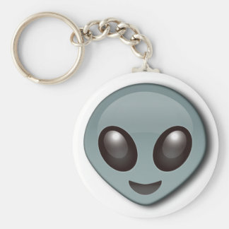 Bug Eyed Alien Keychain