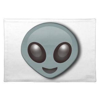 Bug Eyed Alien Placemat