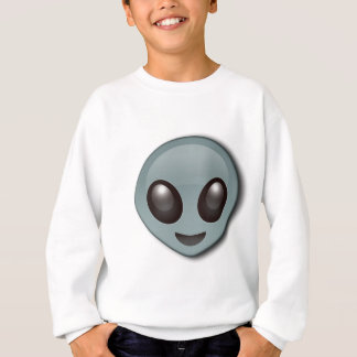 Bug Eyed Alien Sweatshirt