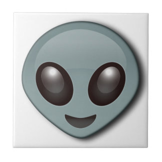 Bug Eyed Alien Tile