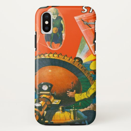 Bug Eyed Aliens in Capes HTC Vivid Cover