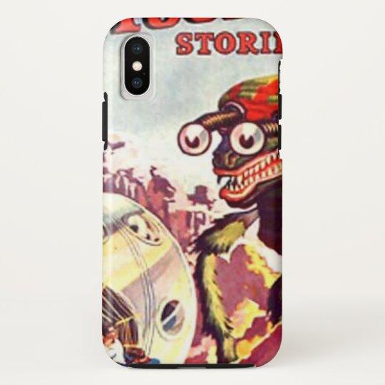 Bug Eyed Moon Monster HTC Vivid / Raider 4G Cover