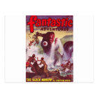 Bug Eyed Sea Monster Postcard