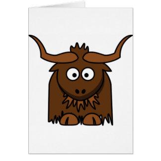 bug eyes yak card
