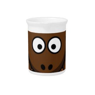 bug eyes yak drink pitchers