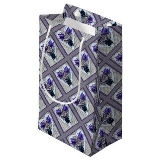 Bug Heart Wrapping Small Gift Bag