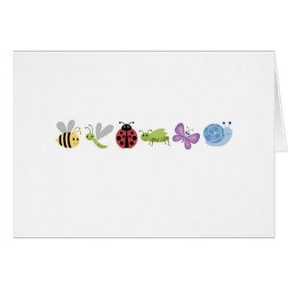 Bug Life Card