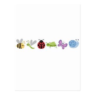 Bug Life Postcard
