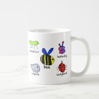 bug. mug. coffee mug