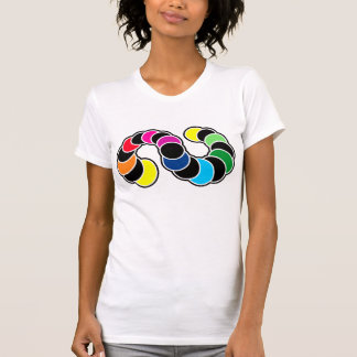 Bug of rainbow t-shirt