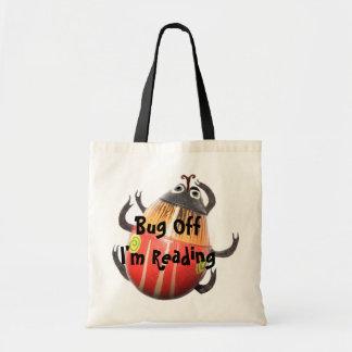Bug Off - I'm Reading Book Bag