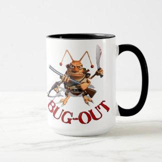 Bug-Out & Go-Nuclear Mug