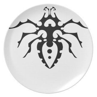 BUG PARTY PLATES