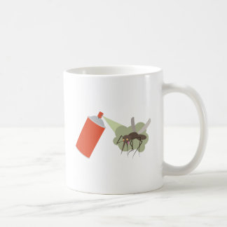 Bug Spray Coffee Mug