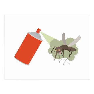 Bug Spray Postcard