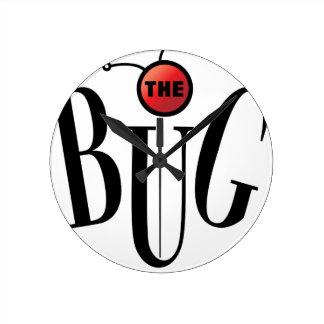 Bug Theatre Gear Wall Clock