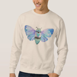 BUG Unisex Sweatshirt By Megaflora