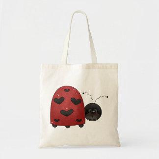 Buggin' You Too · Ladybug Tote Bag
