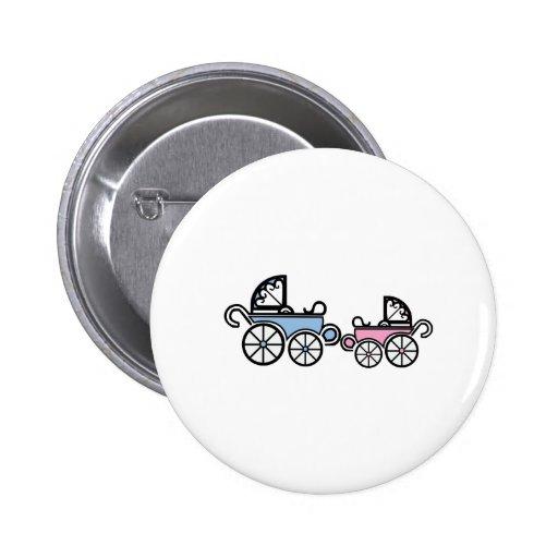 Buggy Pins