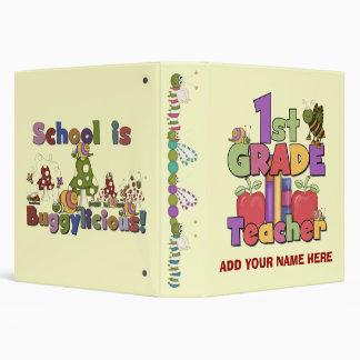 Buggylicious 1st Grade Teacher Binder