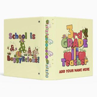 Buggylicious 3rd Grade Teacher Binder
