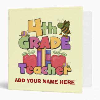 Buggylicious 4th Grade Teacher Binder