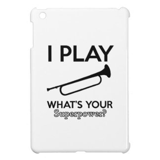 bugle designs iPad mini cover