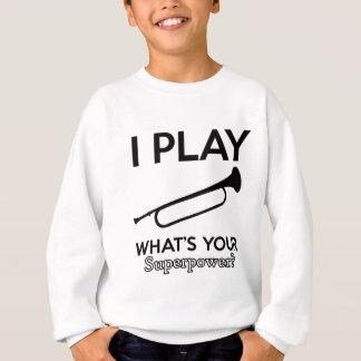 bugle designs sweatshirt