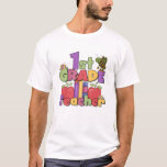 Bugs and Apples 1st Grade T-Shirt
